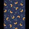 """Ткань для пэчворк (50x55см) 801-751 из коллекции """"Cosmos"""" """"Stof"""" (Дания)"""