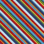 """Ткань для пэчворк (50x55см) 807-010 из коллекции """"School zone"""" """"Stof"""" (Дания)"""