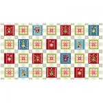 "Ткань для пэчворк (60x110см) 890-034 ""Stof"" (Дания)"