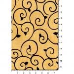 """Ткань для пэчворк 1224-3 из коллекции """"Блаженство цветущей улицы"""" """"Troy""""(США)"""