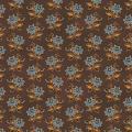 "Ткань для пэчворк (50x55см) 26539BRO из коллекции ""Rising Sun Medallion"" ""Washington Street Studio"" (США)"