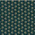 "Ткань для пэчворк (50x55см) 26539DKBLU из коллекции ""Rising Sun Medallion"" ""Washington Street Studio"" (США)"