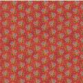 "Ткань для пэчворк (50x55см) 26539RED из коллекции ""Rising Sun Medallion"" ""Washington Street Studio"" (США)"
