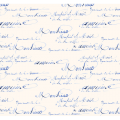 "Ткань для пэчворк (50x55см) 26674BLU из коллекции ""Serenity"" ""Washington Street Studio"" (США)"