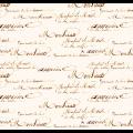 """Ткань для пэчворк (50x55см) 26674TAN из коллекции """"Serenity"""" """"Washington Street Studio"""" (США)"""