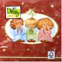 "Салфетка для декупажа ""Музыкальные ангелы 2"" 33х33 см ""Daisy"""
