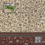 "Салфетка для декупажа ""Цветочный узор"" 33х33 см ""Daisy"""
