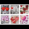 """Набор салфеток для декупажа """"L'amour"""" 12шт. 33х33 см """"Love2art"""""""