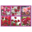 """Набор салфеток для декупажа """"Розы"""" 12шт. 33х33 см """"Love2art"""""""