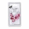"""Мини пуговицы для декорирования розовые в горошек 60шт """"DoCrafts"""" (Великобритания)"""