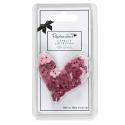 """Мини пуговицы для декорирования розовые «Цветок» 30шт """"DoCrafts"""" (Великобритания)"""