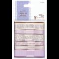 "Набор лент для декорирования ""French lavender"" 6шт.х 1м ""DoCrafts"" (Великобритания)"