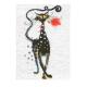 """Набор для вышивания """"Кот Джаспер"""" """"Design Works Crafts"""" (США)"""