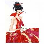 """Набор для вышивания """"Лола"""" """"Design Works Crafts"""" (США)"""