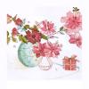 """Набор для вышивания """"Розовые цветы"""" """"Design Works Crafts"""" (США)"""