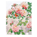"""Набор для вышивания """"Провинциальные розы"""" """"Design Works Crafts"""" (США)"""
