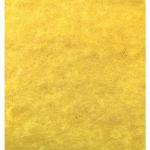"""Шерсть овечья для фелтинга, желтая """"Efco"""" (Германия)"""