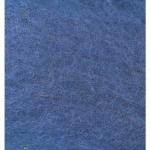 """Шерсть овечья для фелтинга, голубая """"Efco"""" (Германия)"""
