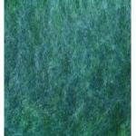 """Шерсть овечья для фелтинга, зелено-голубая """"Efco"""" (Германия)"""