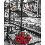 """Набор для раскрашивания по дереву """"Венеция - город любви"""" 50х40см """"Фрея"""""""