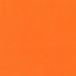 """Пластичная замша оранжевая 0,5мм 50х50см """"MrPainter"""""""