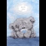 """Набор для картины шерстью """"Татти Тедди скучает"""" """"Woolla"""""""