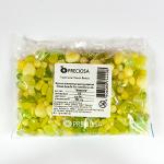 """Бусины стеклянные ассорти Seaside41 (желтый/зеленый) 250гр """"Preciosa"""" (Чехия)"""