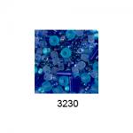 "Бисер ассорти №3230 фиолетово-голубой 25гр ""Toho"" (Япония)"