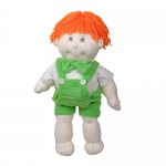 """Набор для шитья игрушки """"Малыш Антошка"""" 43см """"Miadolla"""""""