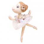 """Набор для шитья игрушки """"Балерина Адель"""" 27см """"Miadolla"""""""