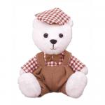 """Набор для шитья игрушки """"Медвежонок Берри"""" 14см """"Miadolla"""""""
