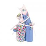 """Набор для шитья игрушки """"Коты-обнимашки ситцевые"""" 30см """"Miadolla"""""""