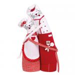 """Набор для шитья игрушки """"Коты-обнимашки поварята"""" 29см """"Miadolla"""""""