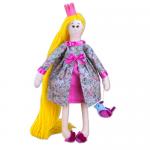 """Набор для шитья игрушки """"Рапунцель с птичкой"""" 37см """"Miadolla"""""""