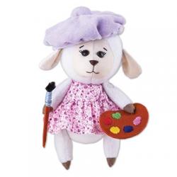 """Набор для шитья игрушки """"Овечка"""" 23см """"Miadolla"""""""