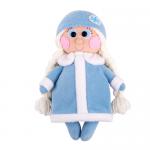 """Набор для шитья игрушки """"Внучка Снегурочка"""" 27 см """"Miadolla"""""""