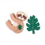 """Набор для шитья игрушки """"Тропический ленивец"""" 9см """"Miadolla"""""""