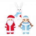 """Набор для шитья игрушки """"Зимняя сказка"""" 11см """"Miadolla"""""""