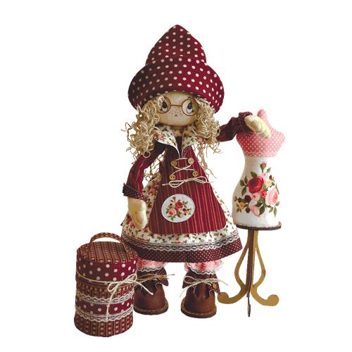 Текстильные куклы наборы