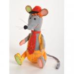 """Набор для шитья игрушки из фетра """"Озорной мышонок"""" """"Перловка"""""""