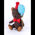 """Набор для шитья игрушки из фетра """"Happy Мишка"""" """"Перловка"""""""