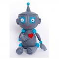 """Набор для шитья игрушки из фетра """"Малыш робот"""" """"Перловка"""""""