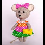 """Набор для шитья игрушки """"Мышка-норушка"""" """"Перловка"""""""
