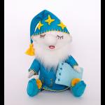 """Набор для шитья игрушки из фетра """"Гном Засоня"""" """"Перловка"""""""