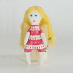"""Набор для шитья игрушки """"Пелагея-ангел"""" """"Перловка"""""""