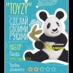 """Набор для валяния игрушки """"Панда"""" """"TOYZY"""""""
