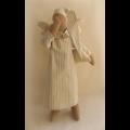 """Набор для шитья игрушки 003 Angels story 38см """"Ваниль"""""""