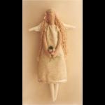 """Набор для шитья игрушки 004 Angels story 45см """"Ваниль"""""""