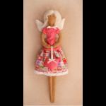 """Набор для шитья игрушки 015 Angels story 43см """"Ваниль"""""""