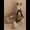 """Набор для шитья игрушки 017 Bears story 29см """"Ваниль"""""""
